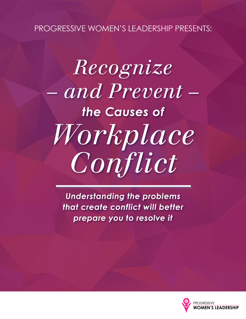 Positively Powerful – Women Leaders Talk Workplace Negativity