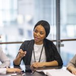 What do the 'top companies for executive women' do differently?