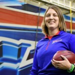 What the First Female Full-Time NFL Coach Means for Women's Leadership