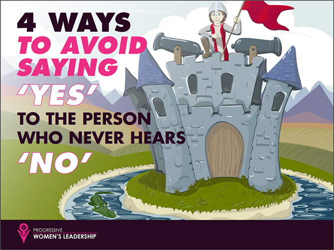 4 Ways to Avoid Saying Yes