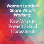 New Ways to Prevent Sexual Harassment